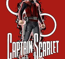 captain scarlet and the mysterons by colioni