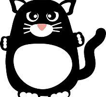Cute Cat by ilovecotton