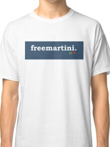 Tumblr-Themed Freemartini Tee Classic T-Shirt