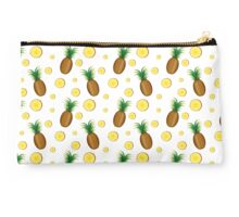 Pineapple rain Studio Pouch