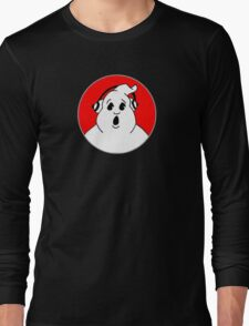 Ghostbusters Minute Podcast Long Sleeve T-Shirt