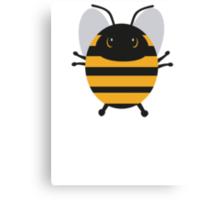 Cute Bee Canvas Print