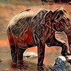 Life of an Elephant by Chanel70