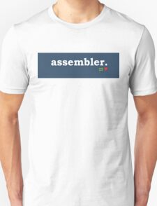 Tumblr-Themed Assembler Tee T-Shirt