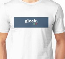 Tumblr-Themed Gleek Tee Unisex T-Shirt