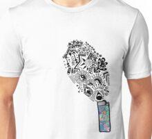 Trippy Lighter Zentangle Unisex T-Shirt