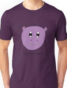 Hippy the Hippo Unisex T-Shirt