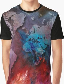 World map special 2 Graphic T-Shirt