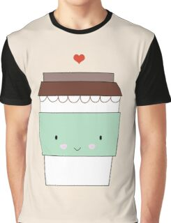 Bring Coffee Graphic T-Shirt