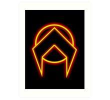 Total Annihilation Icon Logo Art Print