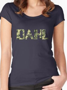 Dahl - Borderlands Women's Fitted Scoop T-Shirt