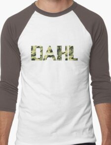 Dahl - Borderlands Men's Baseball ¾ T-Shirt