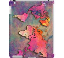 World Map special 4 iPad Case/Skin
