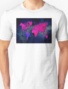 World map special 7 Unisex T-Shirt
