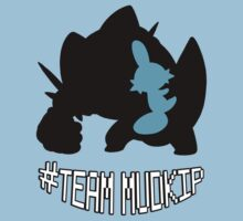 Team Mudkip by papakankri