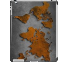 World map special 6 iPad Case/Skin