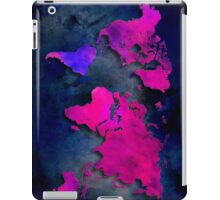 World map special 7 iPad Case/Skin