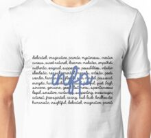 INFPS ARE Unisex T-Shirt