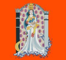 Tarot High Priestess Kids Clothes