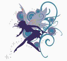 Purple T-Fairy by lorenamelie