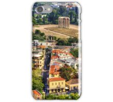 The Olympieion iPhone Case/Skin