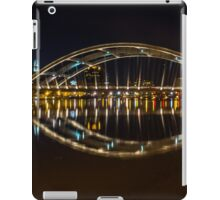 Freddie Sue at Night, Rochester, NY iPad Case/Skin
