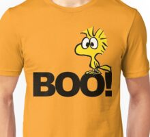Snoopy Woodstock Boo Unisex T-Shirt