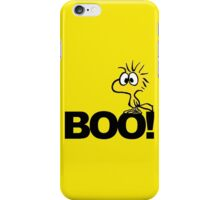 Snoopy Woodstock Boo iPhone Case/Skin