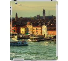 Santa Maria del Rosario iPad Case/Skin