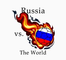 World Cup - Russia Versus the World Unisex T-Shirt