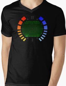 N64 Goldeneye Q Watch Mens V-Neck T-Shirt