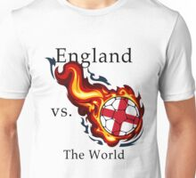 World Cup - England Versus the World Unisex T-Shirt