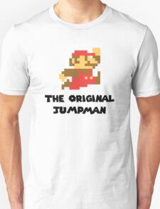 Mario - The Original Jumpman Unisex T-Shirt