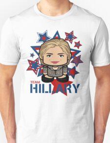 Team Hillary Politico'bot Toy Robot Unisex T-Shirt