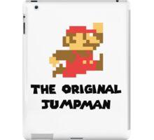Mario - The Original Jumpman iPad Case/Skin