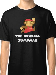 Super Mario - The Original Jumpman Classic T-Shirt