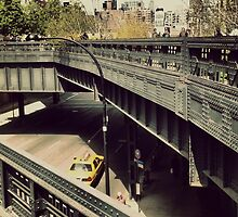New York High Line by crashbangwallop