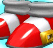 Sonic - Sick Kicks Sticker
