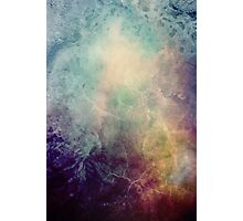 Light Of Life Abstract Painting Photographic Print