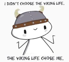 Viking Life Kids Tee
