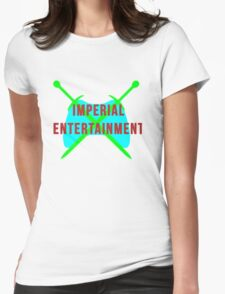 Imperial Entertainment T-Shirt Womens Fitted T-Shirt