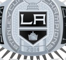 Los Angeles Royalty Sticker