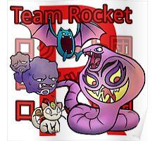 Evil Team Poster