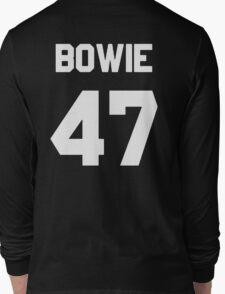 Bowie 47  Long Sleeve T-Shirt