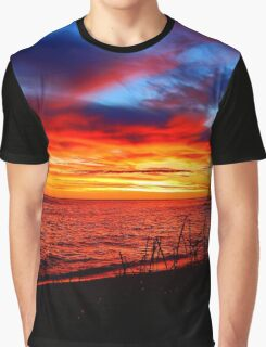 Red Sea at Dawn Graphic T-Shirt