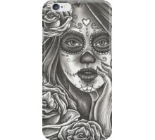 Chica Morte iPhone Case/Skin