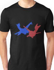 Latias & Latios Unisex T-Shirt