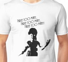 "Bioshock - Little Sister ""Three Too Many!"" Unisex T-Shirt"
