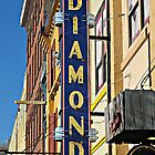 Diamond Sign © by Ethna Gillespie
