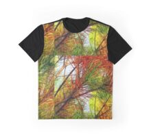 Whispering Pines  Graphic T-Shirt